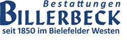 [Logo: Bestattungen Billerbeck]